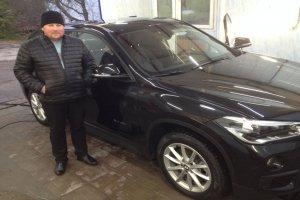 Отзыв от Алексея, BMW X1