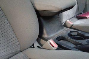 Mitsubishi Outlander сиденье до химчитски