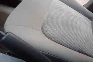 Mitsubishi Outlander сиденье после химчитски