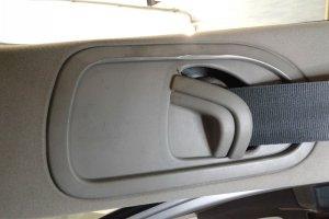 Renault Megane, потолок до химчистки
