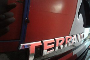 Nissan Terrano, ЛКП после обработки