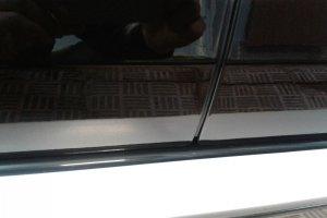 Nissan Terrano, пороги после обработки