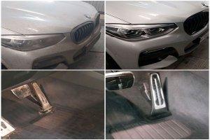 Генеральная уборка салона автомобиля