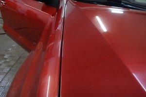 Корпус авто после удаления краски