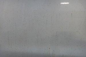 KIA Cerato с пятнами битума