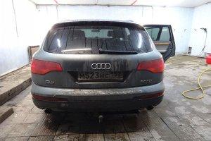 Audi Q7, до химчистки