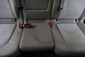 Audi Q7, сиденья до химчистки