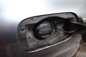 Audi Q7 перед химчистки