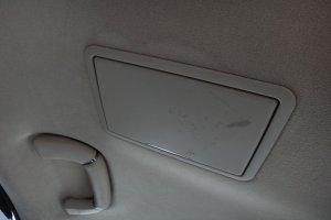 Потолок Hyundai Eguus до химчистки