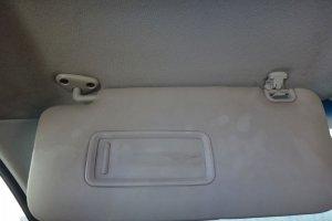 Subaru Forester потолок до химчистки