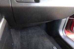 Mazda CX7 после химчистки салона