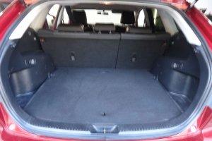 Багажник Mazda CX7 после химчистки