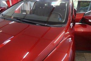 Mazda CX7 после предпрожадной подготовки