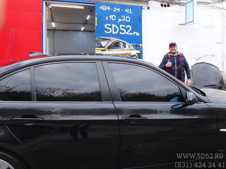 Отзыв от Владимира, BMW 3